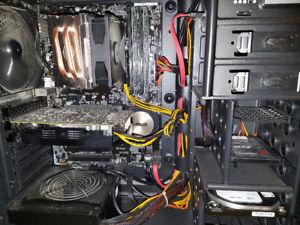 Gaming PC i7 6700k 1060 z170 16gb SSD + 1TB. 1400 OBO