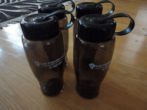 Lot of 4 assorted water bottles reusable NEW London Ontario image 3