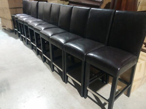 Padded Bar/Counter height Chairs !!!