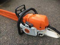 Stihl ms362c chainsaw chain saw 2016 model works 110%