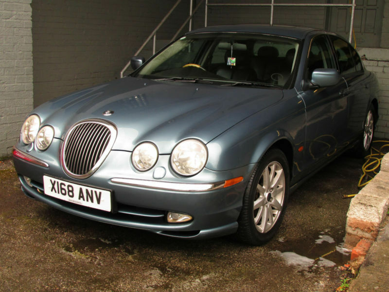 2000 jaguar s type 4 0 auto v8 automatic spares breaking heated seats screen in mansfield. Black Bedroom Furniture Sets. Home Design Ideas