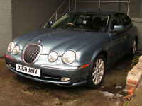 2000 JAGUAR S-TYPE 4.0 AUTO V8 AUTOMATIC Spares Breaking Heated Seats & Screen