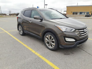 2014 Hyundai SantaFe SPORT 2.0TURBO