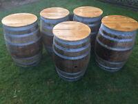 Wine Barrels For Rent