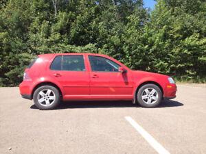 For Sale: 2010 Volkswagen City Golf (manual transmission)