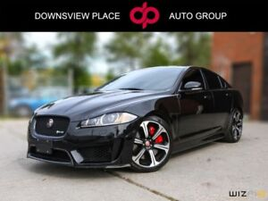 2015 Jaguar XF XF-RS ONE OWNER  CANADIAN CAR  FULLY LOADED