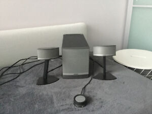 Bose companion 5 speakers