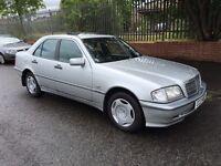 1999 MERCEDES C220 CDI DRIVES 100% £400 ono