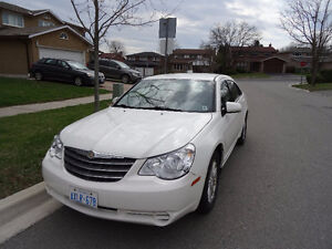 2007 Chrysler Sebring SLX Sedan