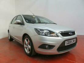 image for 2008 Ford Focus 1.6  Zetec Hatchback Petrol Manual
