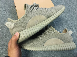 Brand New MENS Moonrock Grey Adidas Yeezy Boost 350 Reps - $150