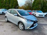 2014 Toyota AYGO 1.0 VVT-i X-Play Petrol Manual Silver 3 Door Hatchback FIRST CA
