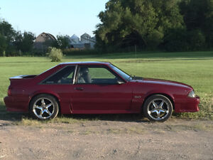 1988 Ford Mustang GT Coupe (2 door)