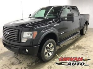 Ford F-150 FX4 Ecoboost 4x4 GPS Cuir Toit Ouvrant MAGS 2011