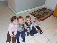 Child care Available in my home- Ira Needles and University