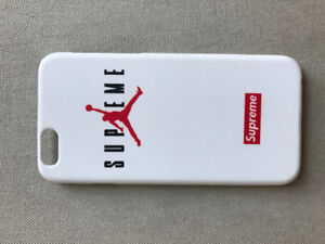 Supreme x Jordan iPhone 6/6s phone case