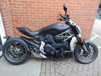 2017 (17) DUCATI XDIAVEL 1300 SPORTS CRUISER - MASSIVE SAVING ON MRRP
