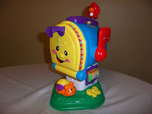 Fisher Price Learning Mail Box