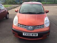 Nissan not 1.6 sve 20006