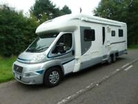 Auto Trail Comanche 4 berth, rear island bed, low profile motorhome for sale