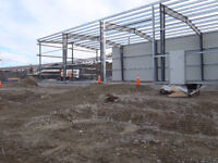 Prefabricated Building Erecting Services in Leamington