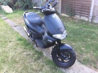 Gilera runner vxr200 malossi 218 with power cams