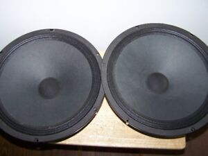 "15"" HEAVY DUTY WOOFERS"