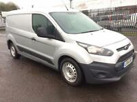 2014 14 FORD TRANSIT CONNECT 1.6 240 P/V 1D 94 BHP DIESEL