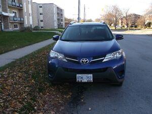 2014 Toyota RAV4 SUV, Crossover London Ontario image 2