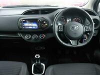 2017 Toyota Yaris Toyota Yaris 1.5 VVT-i Design 5dr Hatchback Petrol Manual