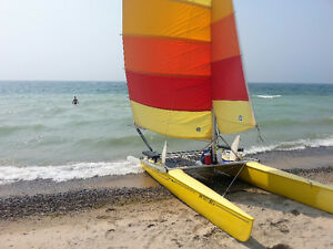 18' SOL CAT CATAMARAN FOR SALE