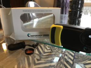 Underwater / scuba housing for iPhone 6 or 6s