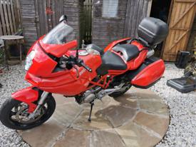 2007 Ducati Multistrada 620