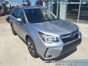 2016 Subaru Forester 2.0XT Limited,TURBO,LEATHER,SUNROOF,AWD,FUL