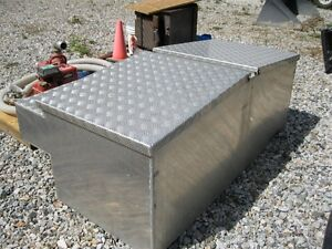 REAL GOOD ALUMIUM TOOL BOX FOR TRUCK