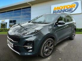 image for 2021 Kia Sportage 1.6 T-GDi GT-Line S DCT AWD (s/s) 5dr SUV Petrol Automatic