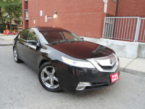 2010 ACURA TL SH-AWD ,TECH PACKAGE ,NAVIGATION , BACK-UP CAMERA!