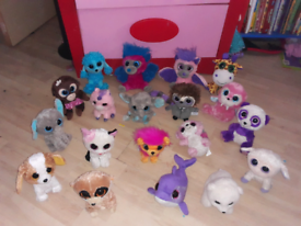 """BUNDLE OF 20 SOFT TOYS FROM ,,TY"""""""