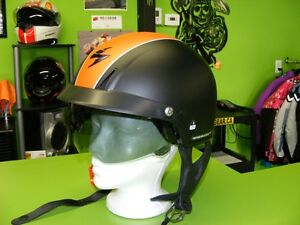 Scorpion Helmet with Visor - Harley Colours - Small at RE-GEAR