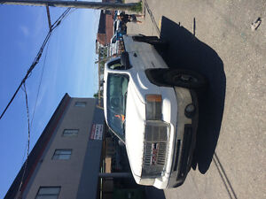 Mech/part/farm 2007 GMC Sierra 2500 Reg cab Pickup Truck