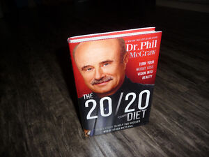 Brand New - The 20/20 Diet by Dr. Phil McGraw
