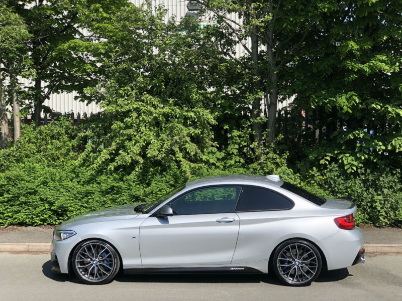 2015 bmw m2 3 0 m235i s s m performance sport auto 406bhp best m235i in uk in harworth. Black Bedroom Furniture Sets. Home Design Ideas