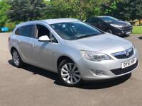 Vauxhall/Astra SE CDTI ESTATE 2011