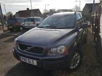 Volvo XC90 2.9 AWD Geartronic T6 SE 2005 on private plate 7 SEATER ESTATE