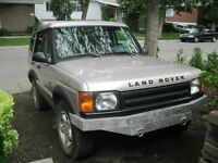 2001 Land Rover Discovery Autre