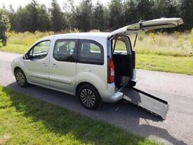 2012 Peugeot Partner Tepee 1.6 HDi *ONLY 27K* WHEELCHAIR ACCESSIBLE DISABLED CAR