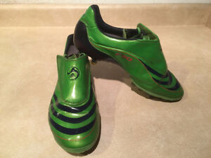 Men's Adidas F50 Outdoor Soccer Cleats Size 9.5 London Ontario image 7