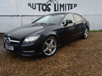 Mercedes-Benz CLS350 3.0CDI Blue F 7G-T Plus 2013MY Sport AMG