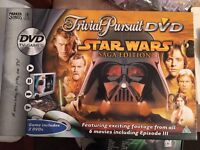 Brand New Star Wars trivial pursuit game