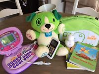Selection of Leap Frog Toys